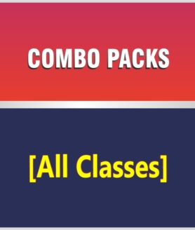 Combo Packs [All Classes]