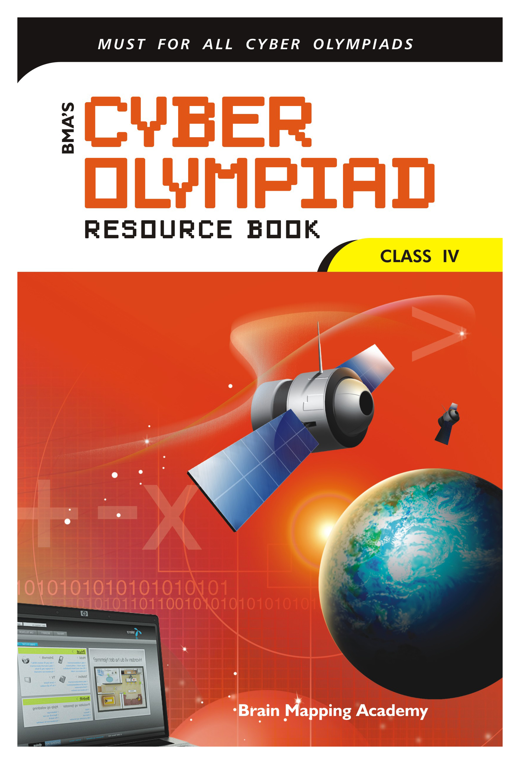 Cyber Olympiad Resource Book for class – 4