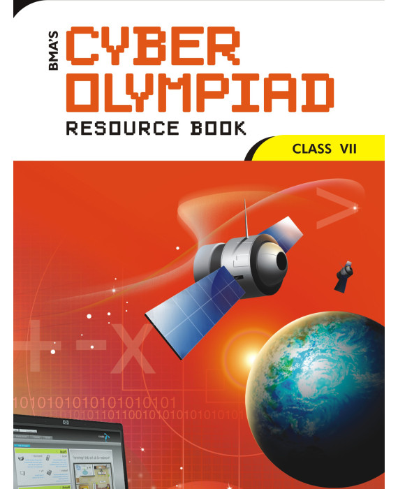 Cyber Olympiad Resource Book for class – 7