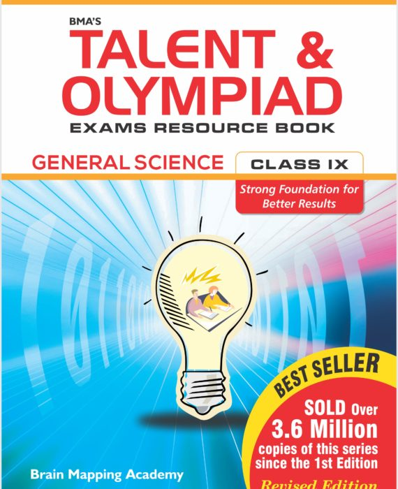 BMA's Talent & Olympiad Exams Resource Book for Class-9 (Science)