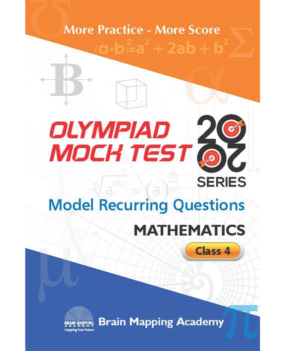 BMA's Olympiad Mock Test 20-20 Series – Mathematics – Class – 4