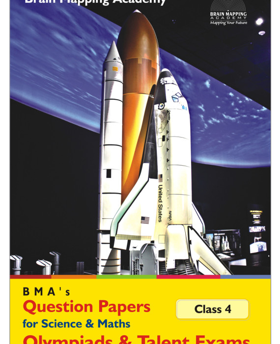 BMA's Model Papers for science & Maths for class-4