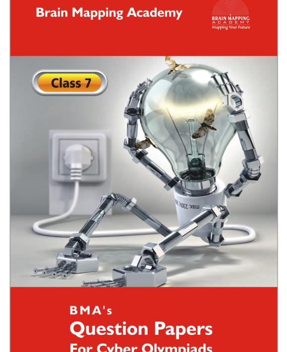 BMA's Model Question Papers for Cyber Olympiads – Class-7