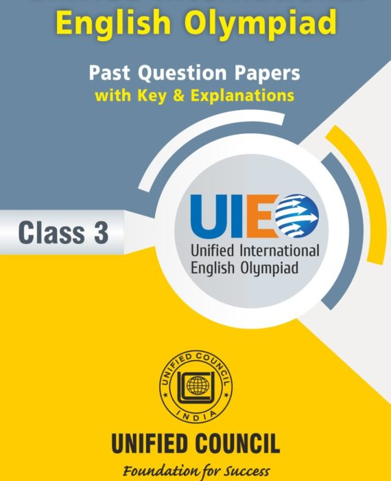 UIEO-10 Past Question Papers of Class 3 ( Downloadable E-Book)