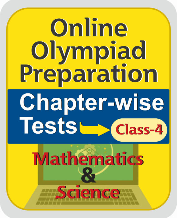 Online Olympiad Preparation Packages for Class – 4 (Maths & Science)